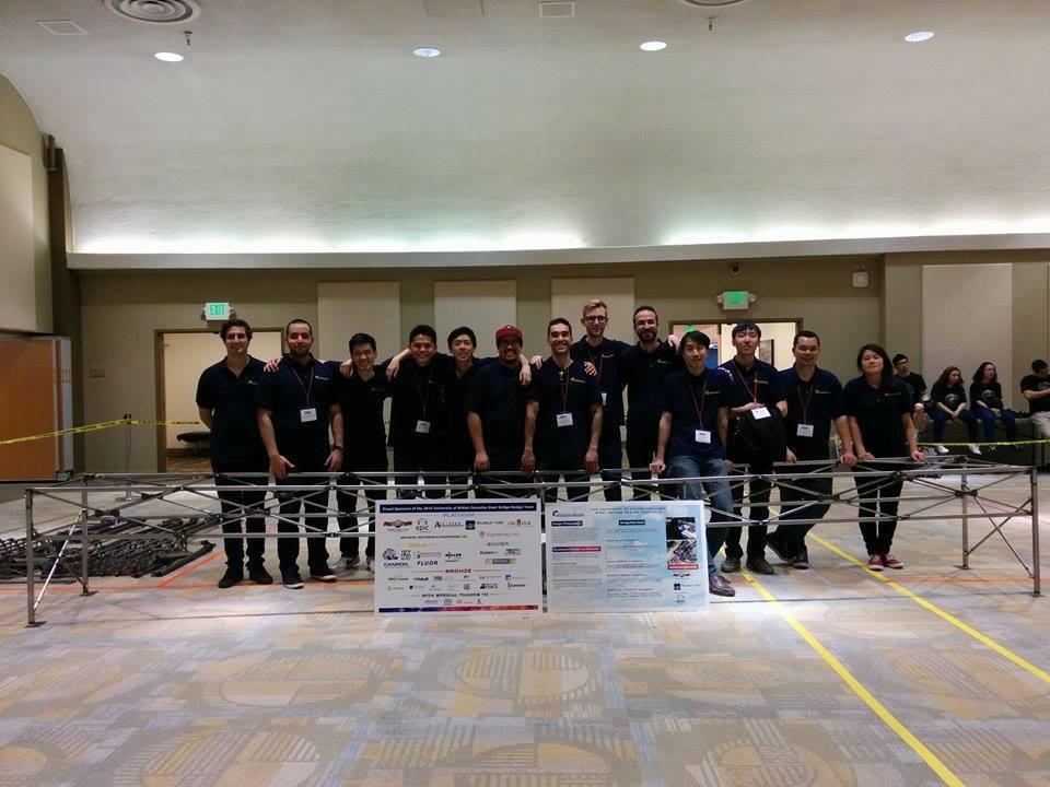 UBC Steel Bridge Design Team | Professional Activities Fund