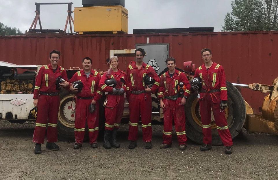 BC Provincial Mine Rescue Competition | Professional Activities Fund